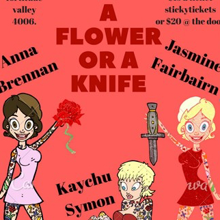 A Flower or A Knife