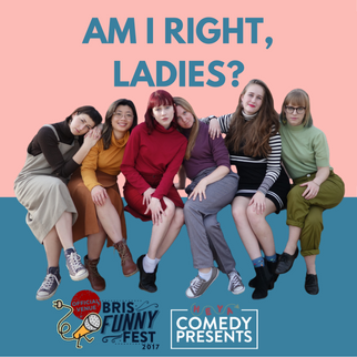 Am I Right, Ladies?, performed by Ellen Briggs, Mel Buttle, Jasmine Fairbairn, Michelle Azevedo, Erin Michelle, Lauren Randall, Ting Lim, Grace Jarvis, Jordan Kadell