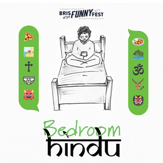 Bedroom Hindu, performed by Ashwin Segkar