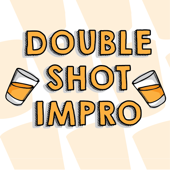 Double Shot Impro @Bris Funny Fest, performed by ImproMafia