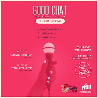 Good Chat Comedy Club: 1 Hour Special