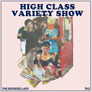 High Class Variety Show, performed by Orlando Furious, Ashwin Segkar, GNIGHTZ, Grace Jarvis, The Gametes, Geordie McGrath