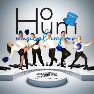 Ho Hum Musical Improv, performed by Adam O'Sullivan, Glenn Seaby, Kath Griffin, Mandy Plumb, Marc Buckingham, Mark Grimes