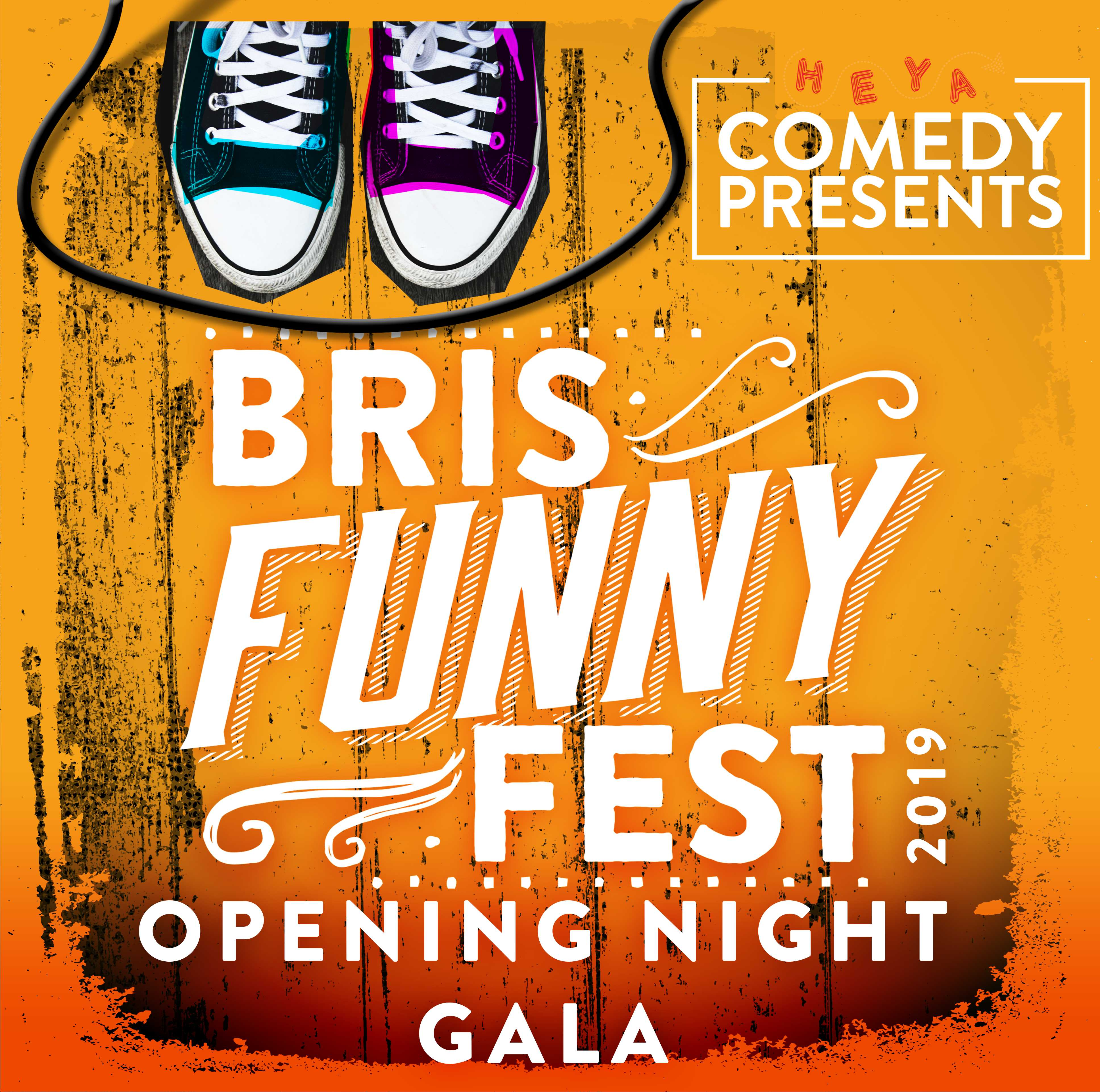 Bris Funny Fest Opening Night Gala!, performed by