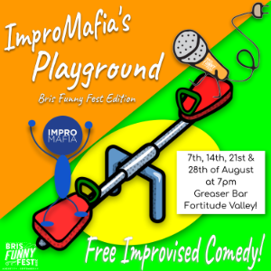 Playground - Bris Funny Fest edition, performed by ImproMafia