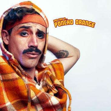 Poncho Orange, performed by Dani Cabs