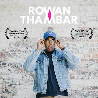 Rowan Thambar - LIVE at Bris Funny Fest