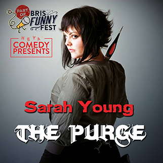 Sarah Young - The Purge, performed by Sarah Young