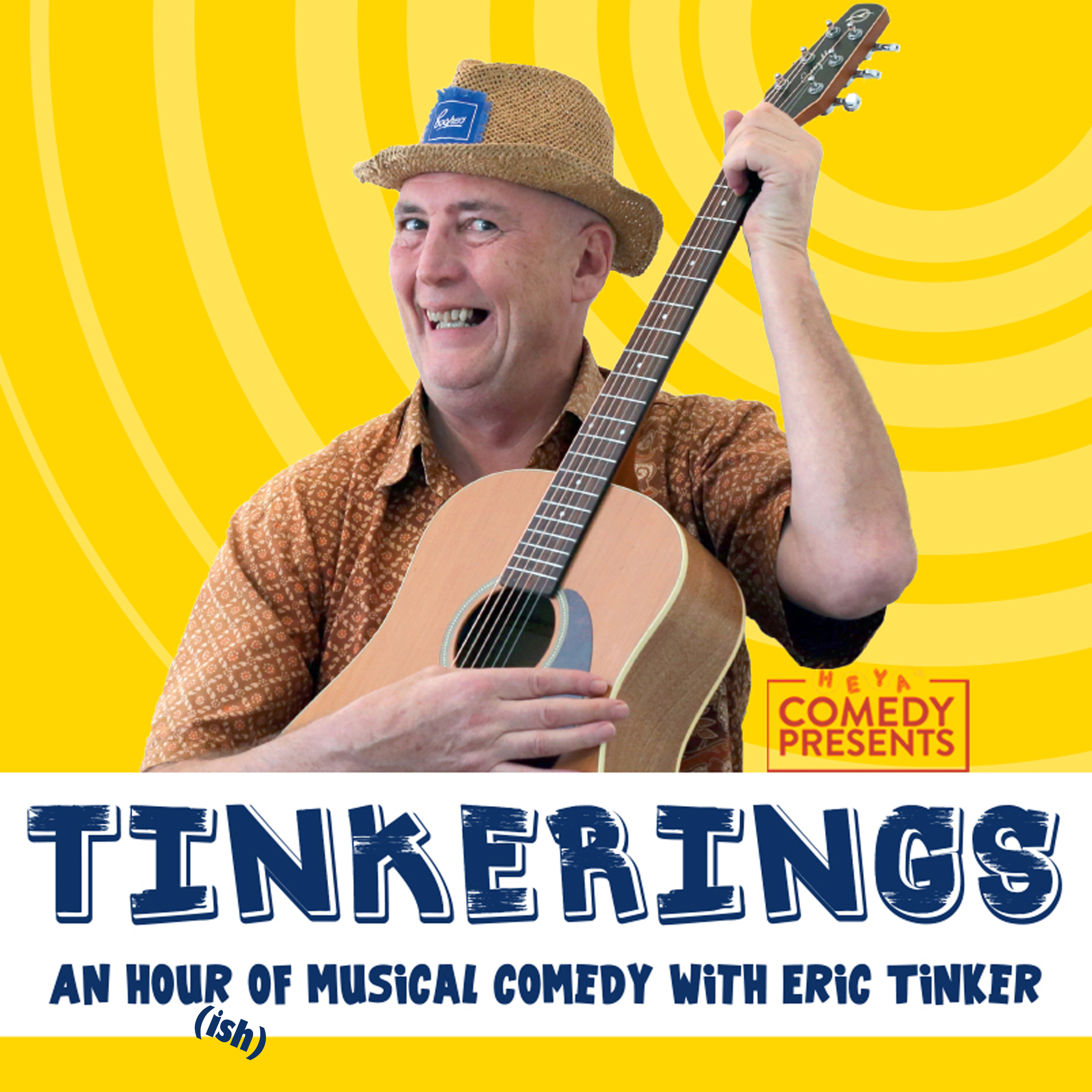 Tinkerings, performed by Eric Tinker