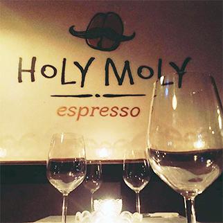 Holy Moly Espresso
