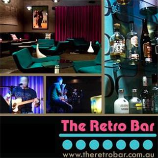 The Retro Bar