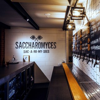 Saccharomyces Beer Cafe